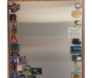 Magnetic Notice Boards